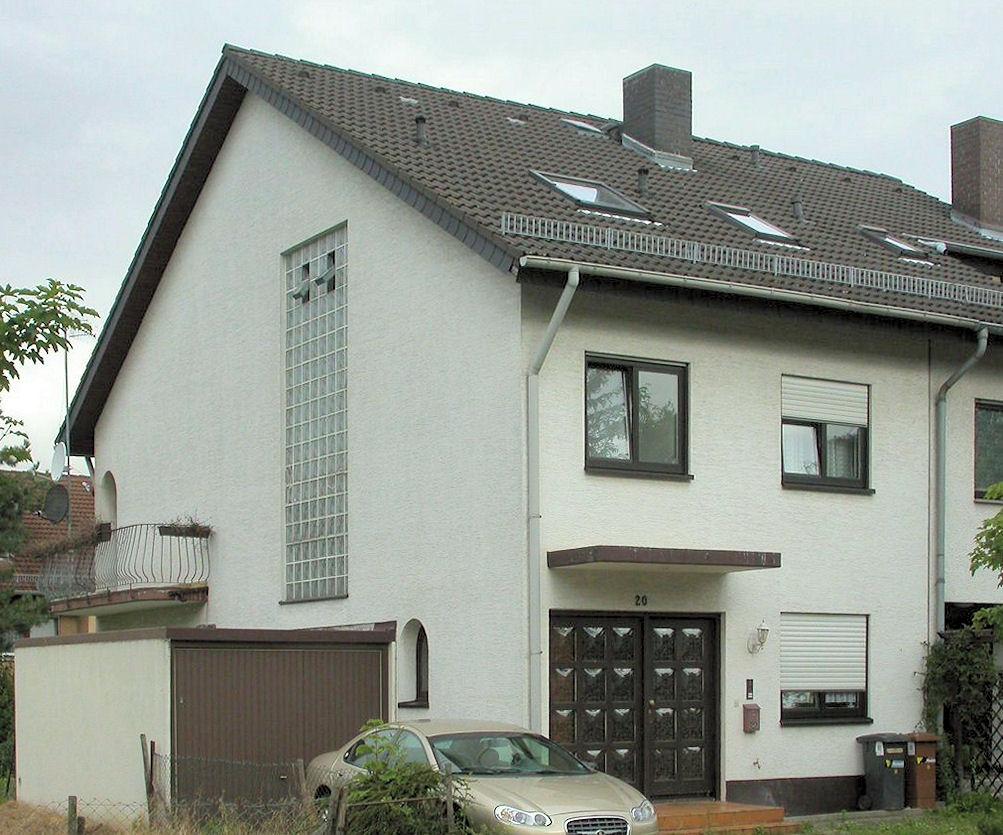 Partnerschaft mbb umbau wohnhaus heidelberg rohrbach - Schmidt architekten ...