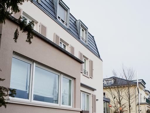 Partnerschaft mbb umbau und aufstockung wohnhaus heidelberg - Schmidt architekten ...